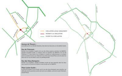 Avis mobilité – Modification des lignes de bus