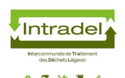 COVID-19 – Information d'Intradel