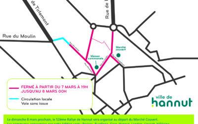 52ème Rallye de Hannut
