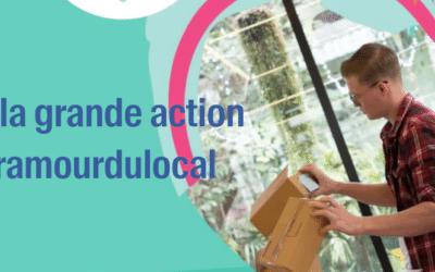 Participez à l'action de l'été – pour l'amour du local