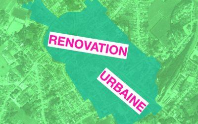 Votre ville va changer – Rénovation urbaine