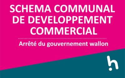 SCHEMA COMMUNAL DE DEVELOPPEMENT COMMERCIAL