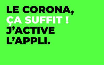 INFO COVID – Application Coronalert