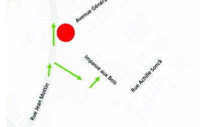Travaux du 24 au 27 novembre – Hannut centre