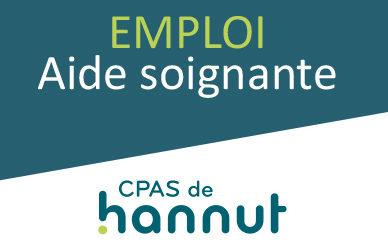 Offre d'emploi – candidature pour le 19 mars