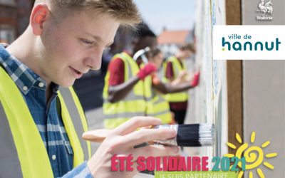 JOB ETUDIANT – «Été solidaire, je suis partenaire» 2021