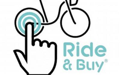 Ride & Buy – développement d'une application