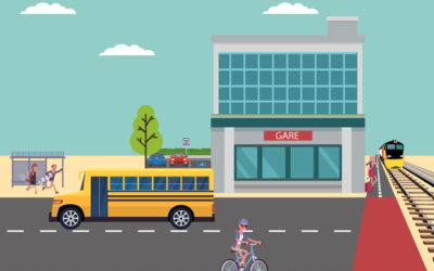 LIÈGE : Privilégiez les transports alternatifs à la voiture.